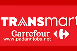 Lowongan Kerja Padang: PT. Trans Retail Indonesia April 2018