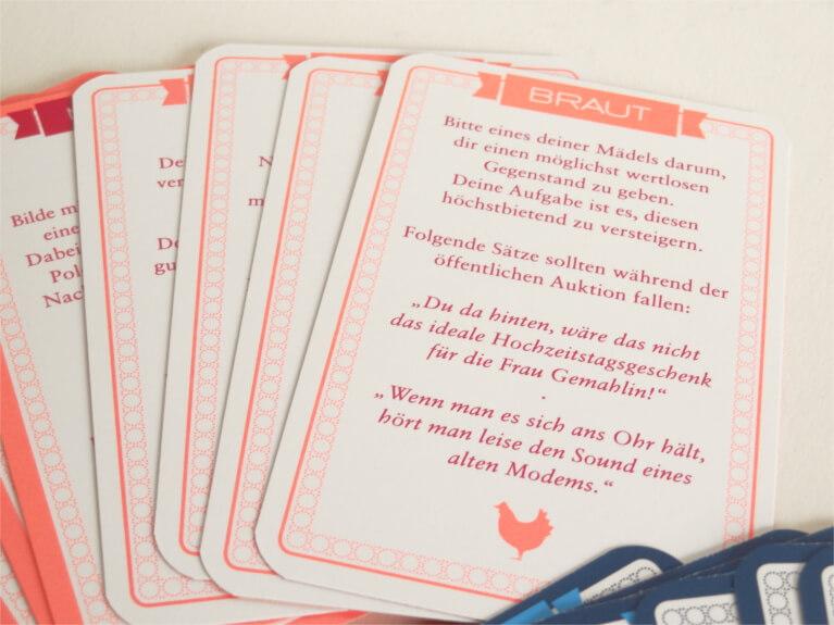 Steffis Hochzeitsblog Gewinne eines von 5 Chaoskarten