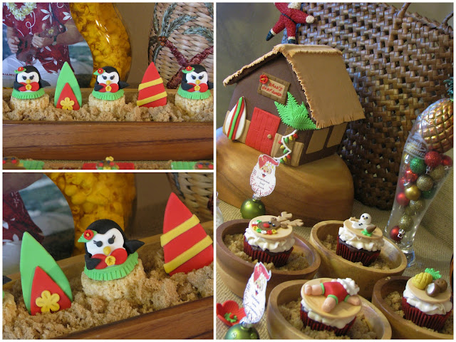 Island Christmas Party Ideas.Kara S Party Ideas Mele Kalikimaka Christmas Birthday Party
