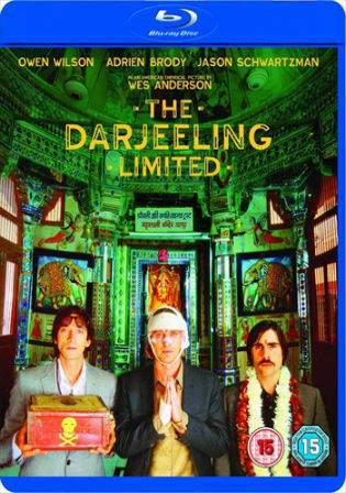 The Darjeeling Limited 2007 BRRip Hindi Dual Audio 750MB 720p Watch Online Full Movie Download bolly4u