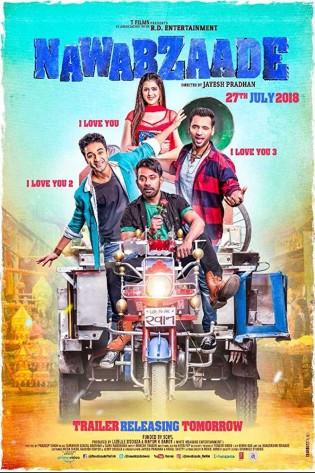 Nawabzaade 2018 Hindi Movie Free Download HD Cam