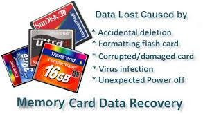 Memory Card Data Recovery Software free download