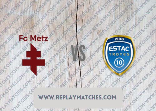 Metz vs Troyes -Highlights 12 September 2021