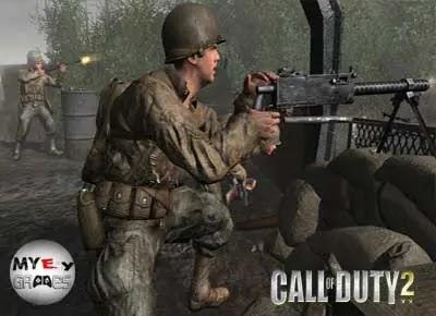 شرح تفصيلي عن لعبة Call of duty 2 للكمبيوتر مضغوطة