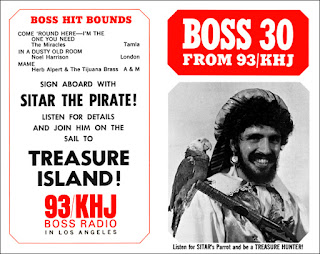 KHJ Boss 30 No. 70 - Sitar the Pirate
