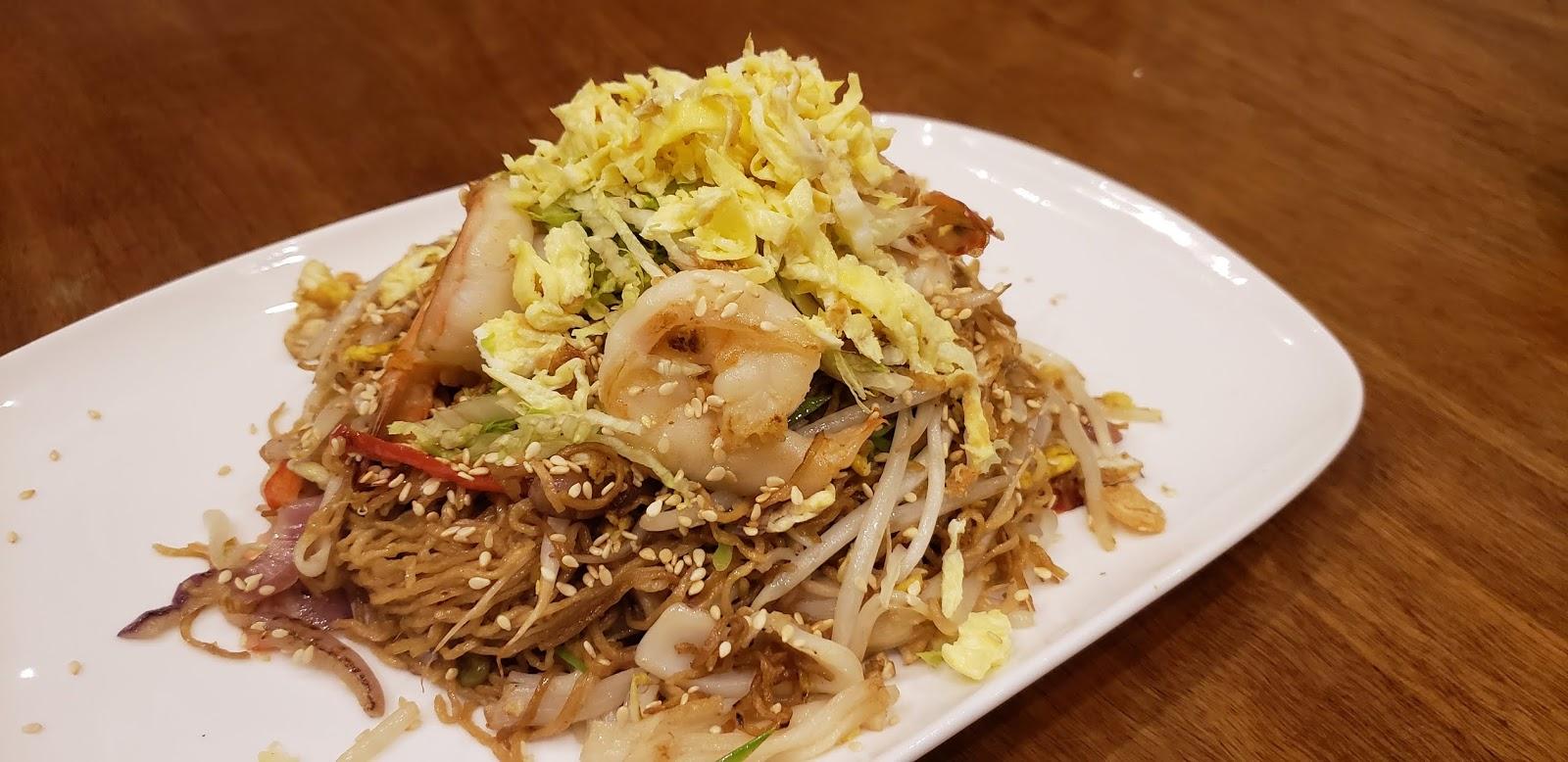 Langkawi Seafood Pan Fried Noodle