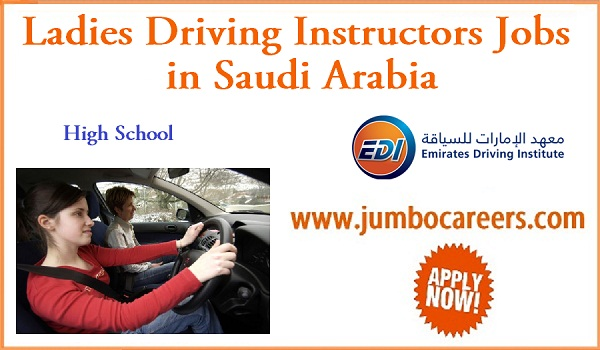 Available job opportunities in Saudi Arabia, Recent jobs in Saudi Arabia,