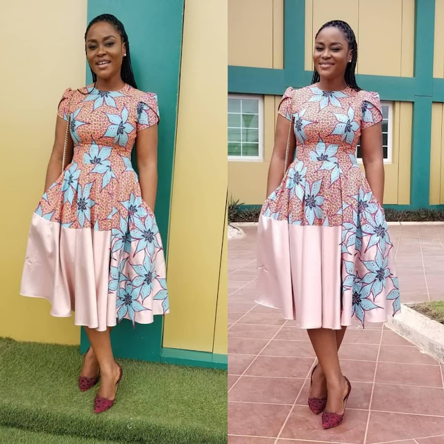 2019 Stylish and Trendy Ankara Styles