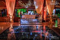 casamento com cerimônia ao ar livre em porto alegre cerimônia e recepção no Sítio da Figueira na Zona Sul de Porto Alegre com decoração luxuosa sofisticada em dourado e branco estilo imperial