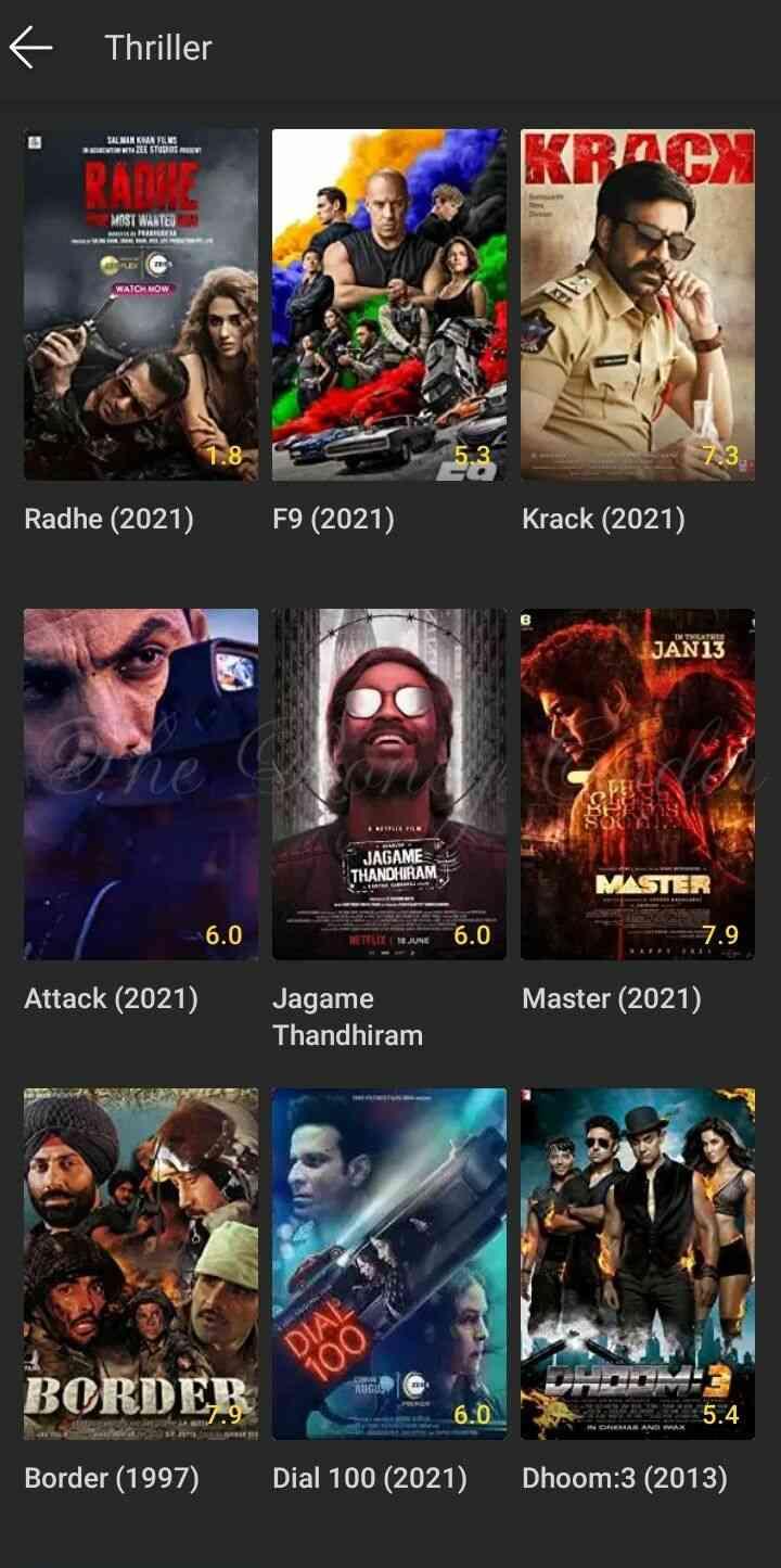 Vidmate App Screenshots 4