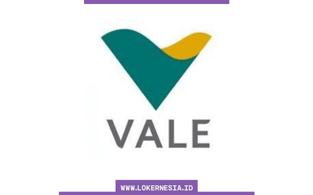 Lowongan Kerja PT Vale September 2021