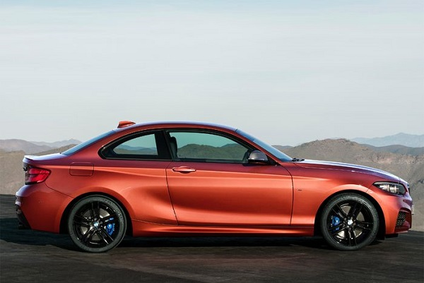 BMW M240i Coupé M Performance