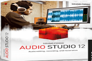 sound forge audio studio 12 crack