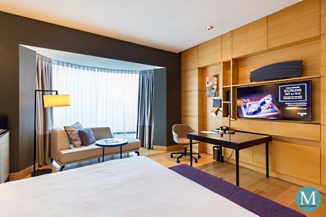 Deluxe Room in Hilton Kuala Lumpur