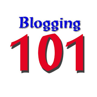 How to Blogging 101,Blogging 101