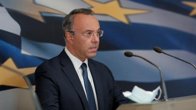 Χ.Σταϊκούρας: Μέτρα ύψους άνω των 620 εκατ. ευρώ έχουν υλοποιηθεί μέχρι σήμερα στην Περιφέρεια Πελοποννήσου