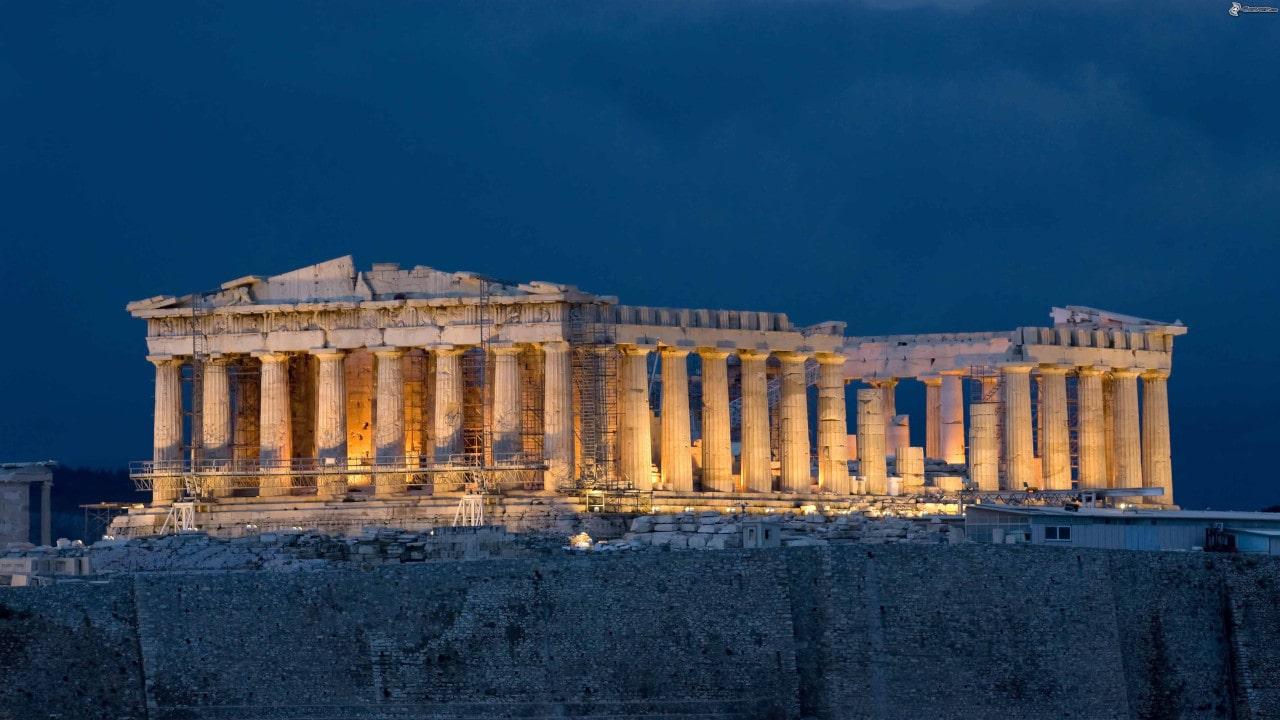 templo consagrado a la protectora de Atenas