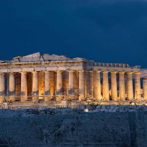 El Partenón Griego y sus Características   Templo de Atenea 🥇