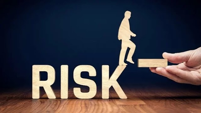 RISK - TAKE RISK IF YOU WANT TO WIN |