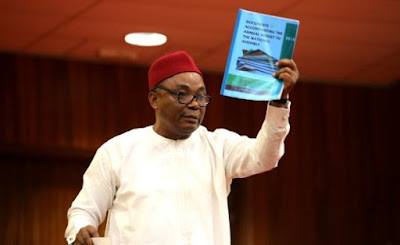 Elections Tribunal Declares PDP Senator Nwaoboshi Rightful Winner