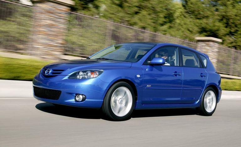طراز مازدا Mazda 3