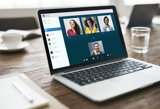how to set up a Google meet conference meetings remote