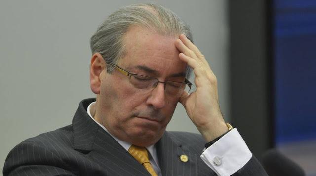 Refeição diária de Cunha não pode ser mais R$ 14,43