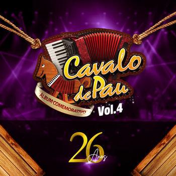 CD CD Cavalo de Pau 26 Anos Vol 4 – Cavalo De Pau (2019)