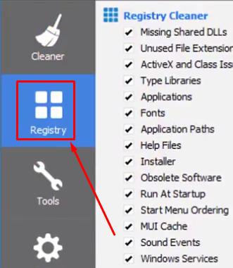 Fix Your Windows Registry Error