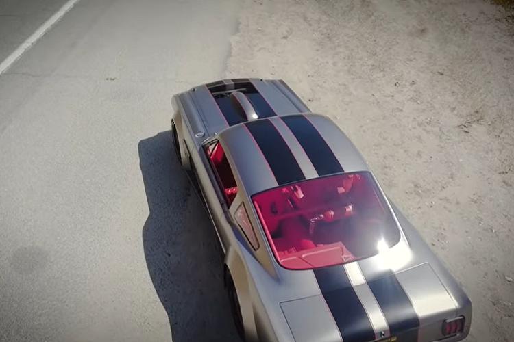 Vicious Mustang trên 1000 mã lực chào bán 23 tỷ đồng