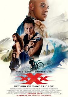 XXX: RETURN OF XANDER CAGE (IMAX 3D)