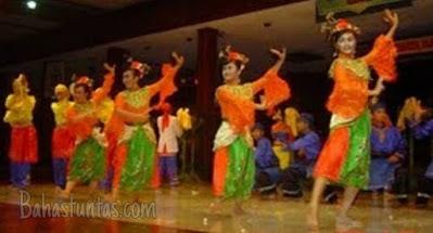 Tari Katuran Khas Banten