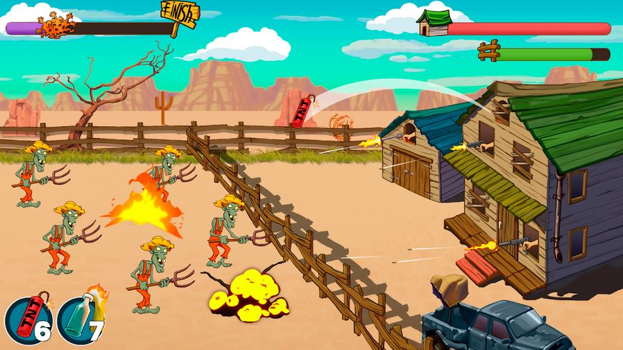 Download Zombie Ranch MOD APK 1
