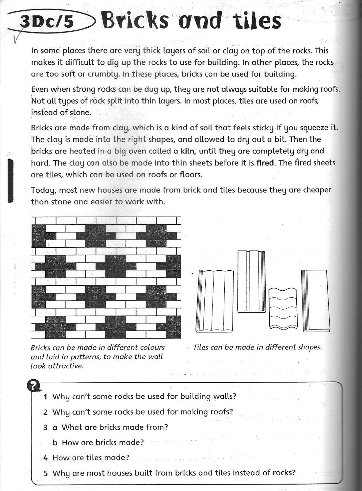 Worksheet Computer Grade 3   Printable Worksheets and Activities for  Teachers [ 1600 x 1181 Pixel ]