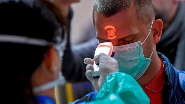 2.752 νέα κρούσματα κορωνοϊού ανακοίνωσε ο ΕΟΔΥ - 4 στην Αργολίδα, 18 στην Κορινθία, 9 στην Μεσσηνία, 7 στην Αρκαδία