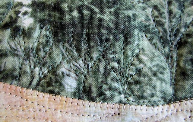 Roberta39s Custom Quilting Horse Applique Quilt