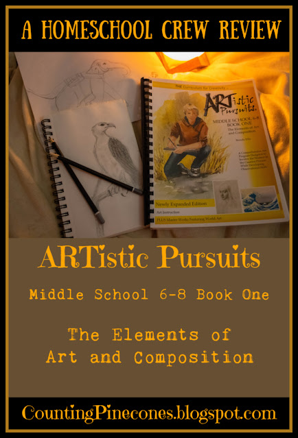 #hsreviews #ART, #Homeschool, #ARTEDUCATION, #artisticpursuits, #creativity