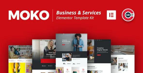 Best Business and Services Elementor Template Kit