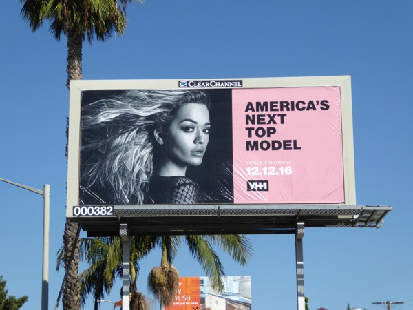 Americas Next Top Model season 23 billboard