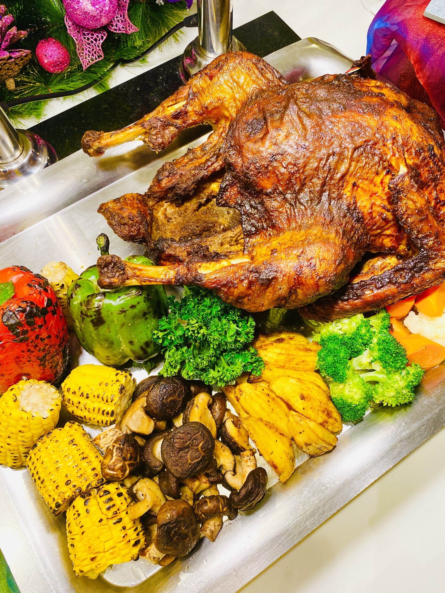 Year-End Festive Semi Buffet Dinner at Promenade Cafe, Promenade Hotel Kota Kinabalu