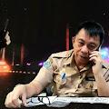 """Lampu Penerangan Jalan Milik Pemkot Bitung """"Korslet"""""""