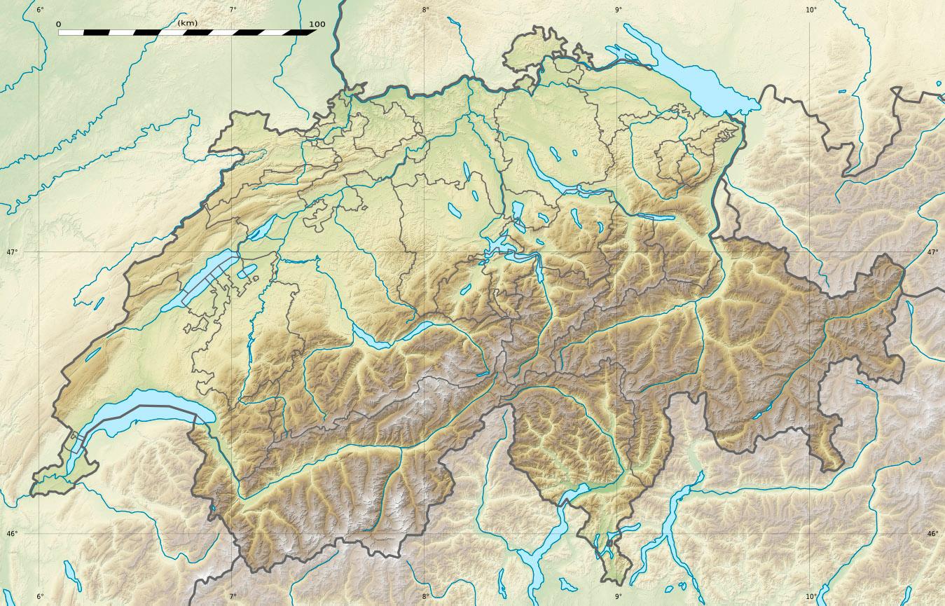 13 Mustan Veljeskunnan Maisemissa Alppien Yli Huikea