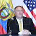 """Pompeo cree """"inconcebible"""" tener elecciones justas con Maduro en Venezuela"""