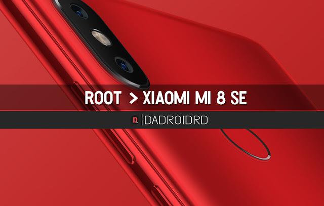 ROOT Xiaomi Mi 8 SE