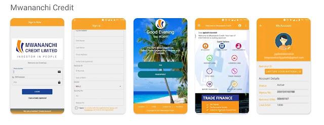 Mwananchi credit loan app