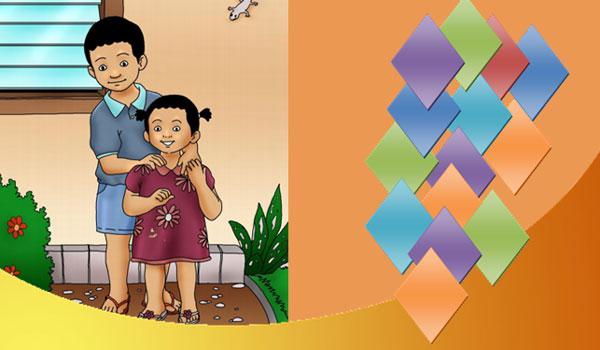 Keluarga Yang Harmonis Itu Bisa Menjaga Hubungan Kakak dan Adik