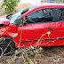 Acidente nesse domingo em Uiraúna deixa homem ferido