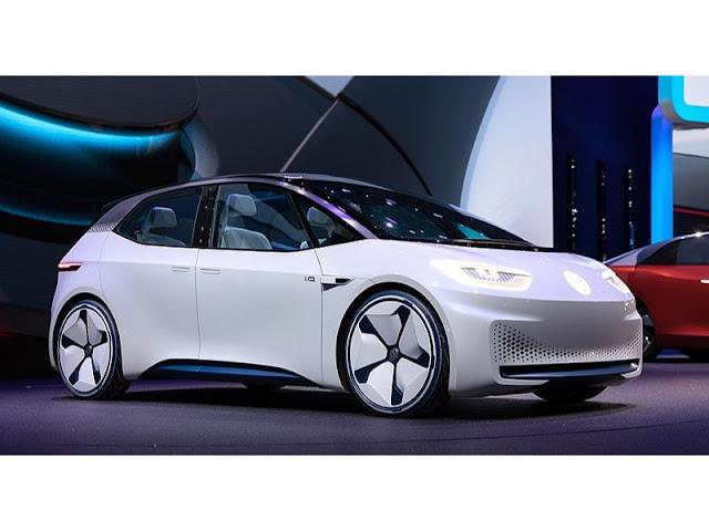 Volkswagen electric car