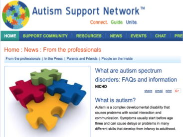 Some Excellent Resources for Teaching Learners with Autism