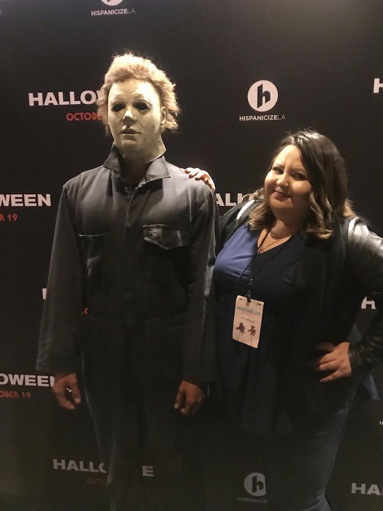 Película de Halloween 2018 en Hispanicize